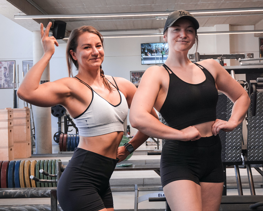 Fierce Female Lifting Podcast - Petra Prettenthaler & Melanie Muthenthaler